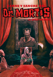 Portada Doctor Mortis by ItaloaHumada