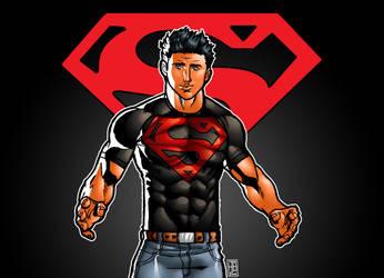 Superboy - Series II by HectorBarrientos