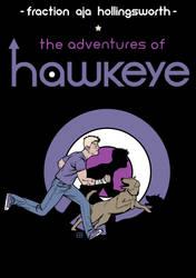 The Adventures of Hawkeye by HectorBarrientos