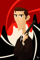 Bond is Back! by Erich0823