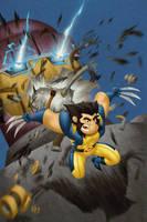 Wolverine by Erich0823