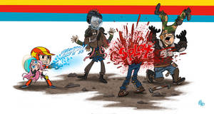 Turbo Kid by Erich0823