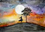 Solitude by Afinodora