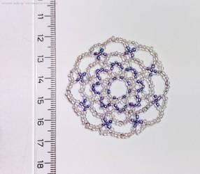 Snowflake no. 5 by Afinodora