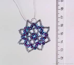 Snowflake no. 6 by Afinodora