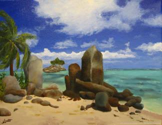 Seychelles by Afinodora