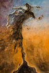 The Eagle Nebula by Afinodora