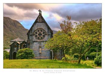 St Mary Church - Glenfinnan II by denise-g