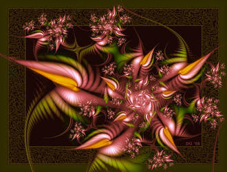 Magic Flowers by denise-g