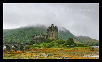 Eilean Donan Castle II by denise-g