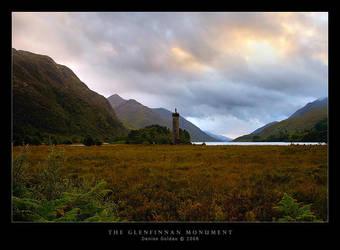 Glenfinnan Monument by denise-g
