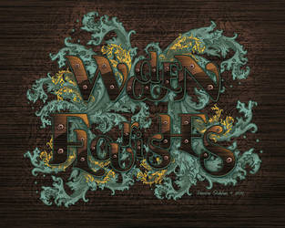 Wooden Flourishes by denise-g