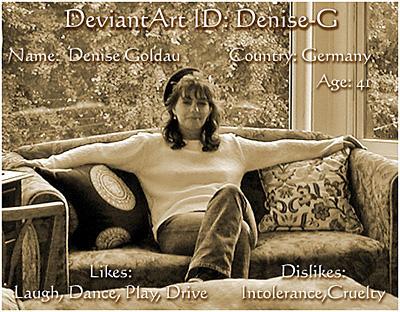 denise-g's Profile Picture