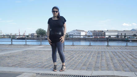Me... In La Boca, Buenos Aires by Magicary