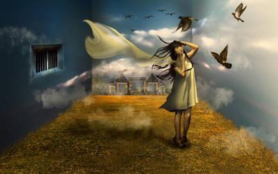 I wanna break free by nooreva