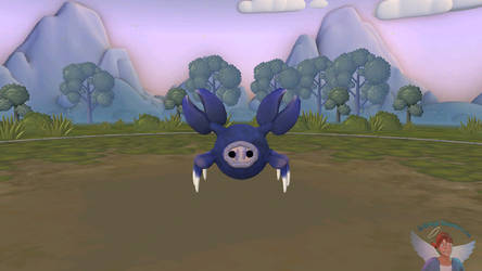 Spore - SpyCrab v2 by MAGAngel