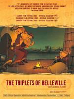 triplets of belleville by erbisoeul