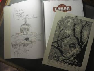 Ejemplo libro tauca by Aquagraphics