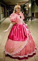 Pretty Princess Peach by GebGeb