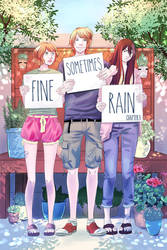 Chapter 3 Begins on Fine Sometimes Rain by Tsukiyono-Miyu
