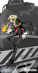 The World Ends With Alucard by Dai-Heights