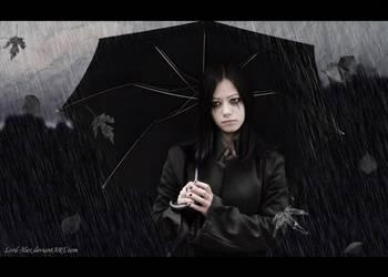 An Autumn Rain Of Sorrow by Lord-Alex