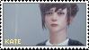 Life Is Strange ~ Kate Marsh ~ Stamp 1 by KiraiMirai