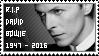 R.I.P David Bowie (1947 - 2016) by KiraiMirai
