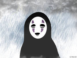 No Face by smilingxqueen