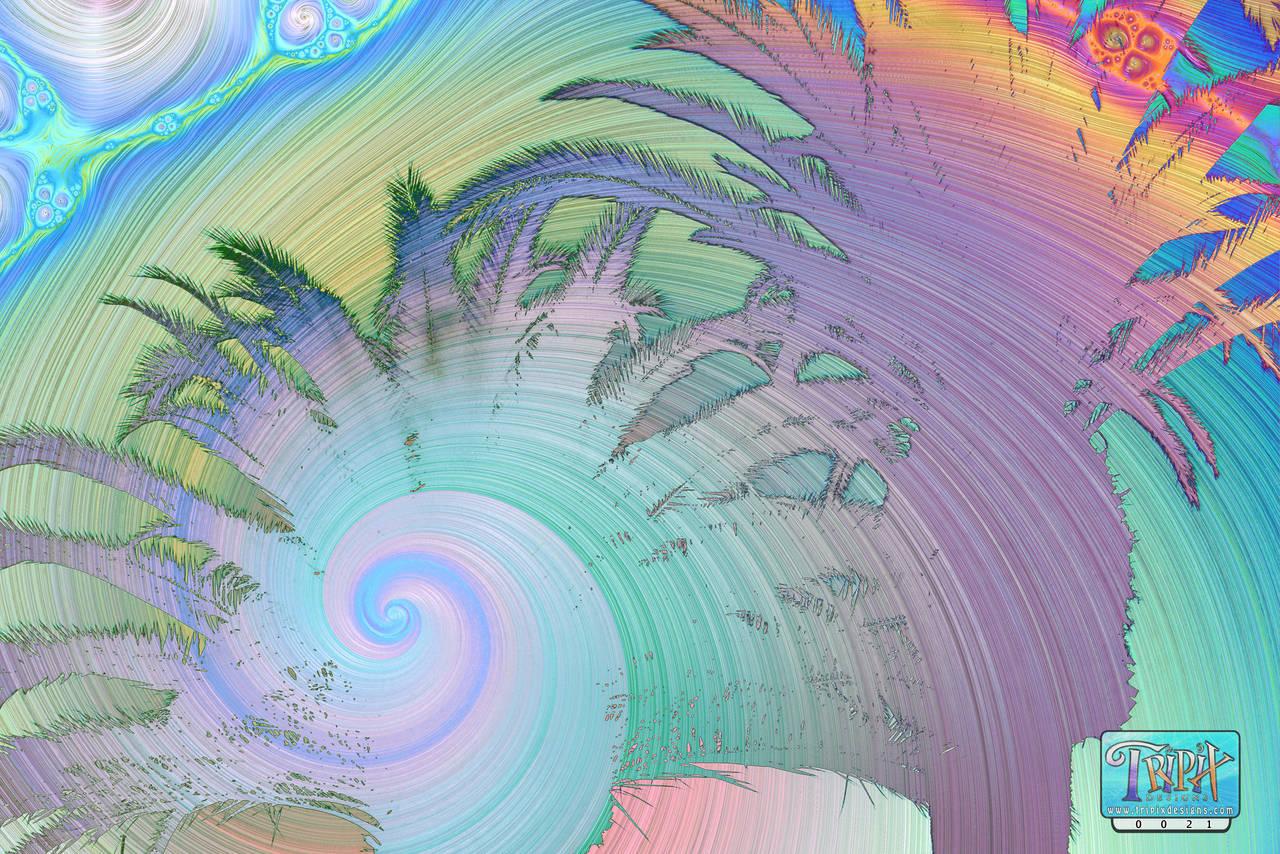 Cyclonic Wonderland by tripixdesigns