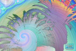Cyclonic Wonderland by tripixdesigns