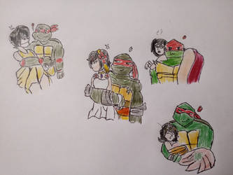 Nihao mi concubina stley tmnt raph by rosewitchcat