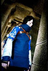 Sasuke Cosplay: Freestyle I by lycheex3