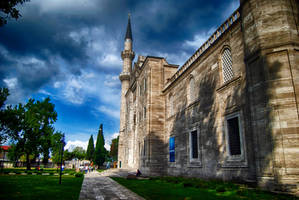 suleymaniye camii2014 by ozycan