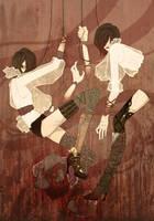 A Ruptured _____ by hazel-thorn