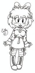 Chibi Emily by caycay
