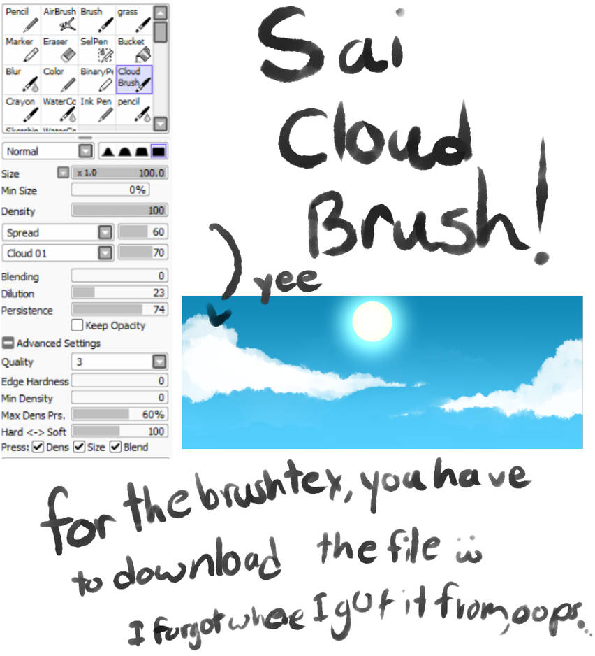paint tool sai official download