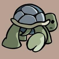 Turtle by KickyFunkFresh