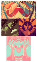 Color Pallet challenge by AXEL464
