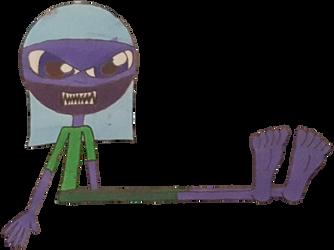 Purple Portal by HyperDolphin