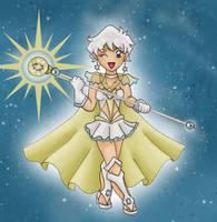 Sailor Sirius Chibi by nagoyamonkey-smg
