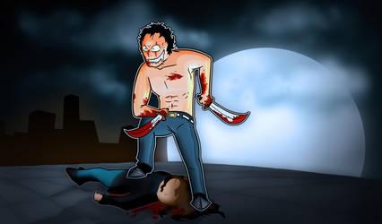 Brutal Murder by Wofk