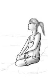 pose doodlin' by Wofk