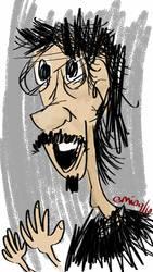 test fast cartoon sketch... by oraet
