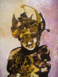 portrait 3 by themariane