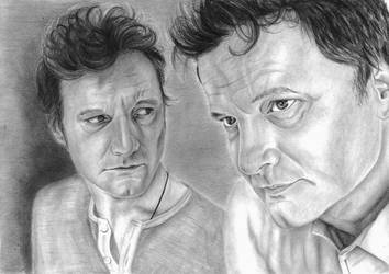 Colin Firth by Hilly16