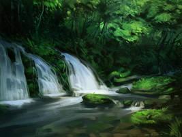 Landscape Study by AlexAlexandrov
