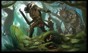 The Hunt by AlexAlexandrov