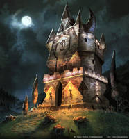 Sepulcher of Kings by AlexAlexandrov