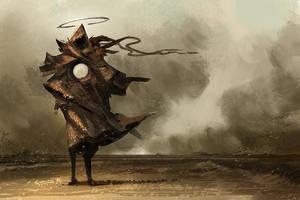 War Ghost by AlexAlexandrov